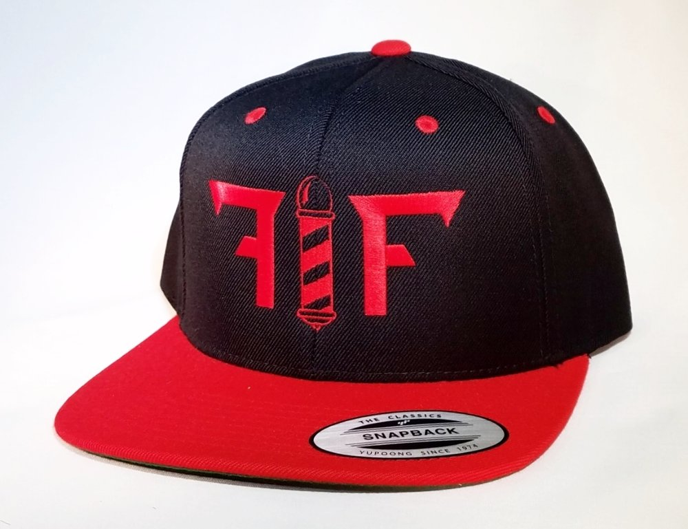 FF_Cap_Red_Black | $25.99