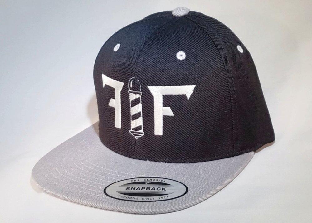 FF_Cap_White_Black | $25.99