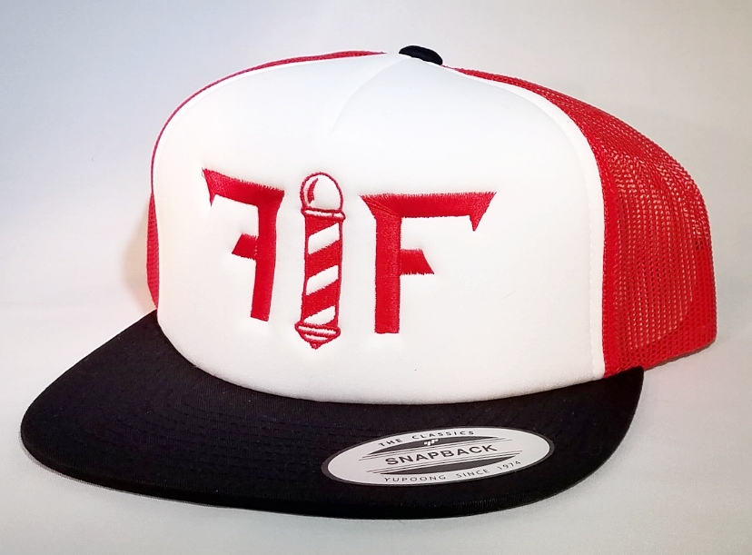 FF_Trucker_Cap_Red_White | $25.99