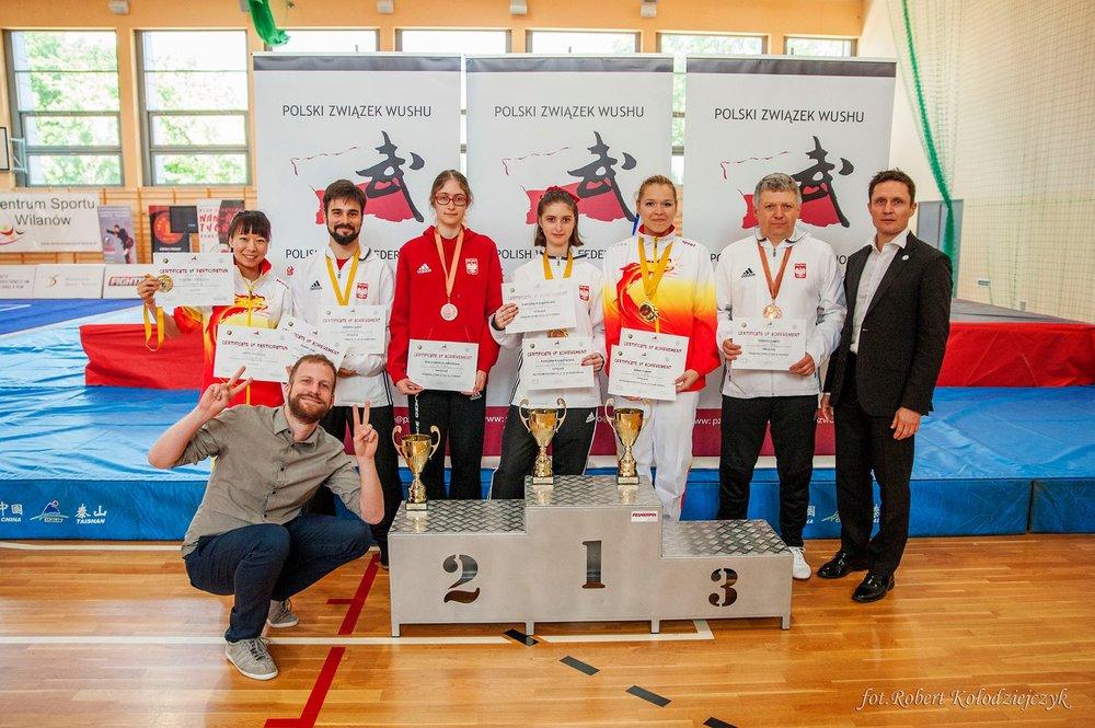 10-11 maja, Mistrzostwa Polski Wushu  Było co oglądać!