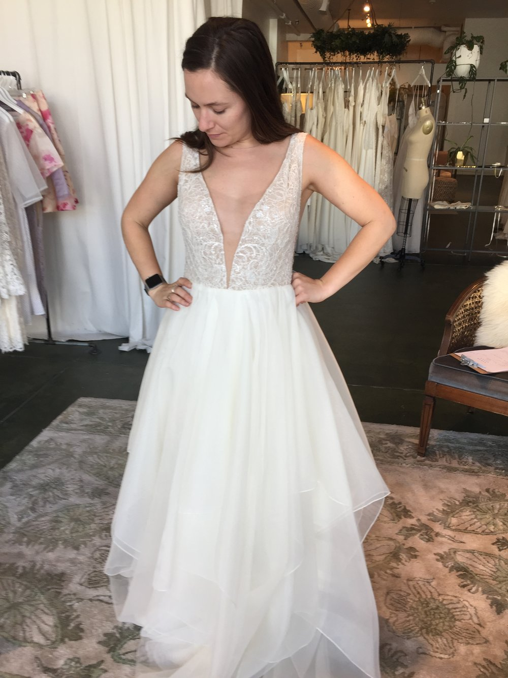 OK Here Is Another Dress That Was Too Expensive But Made Me Feel Like A Princess