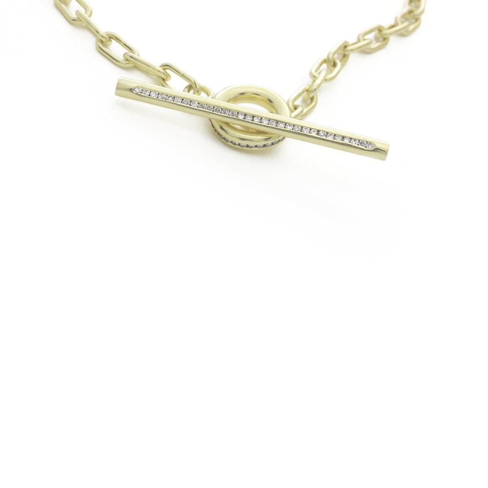 handmade chain -
