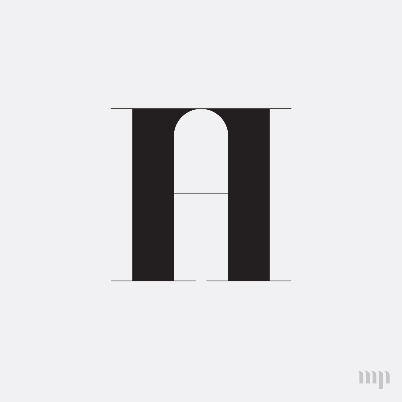 Ah Monogram Print Monogram Project