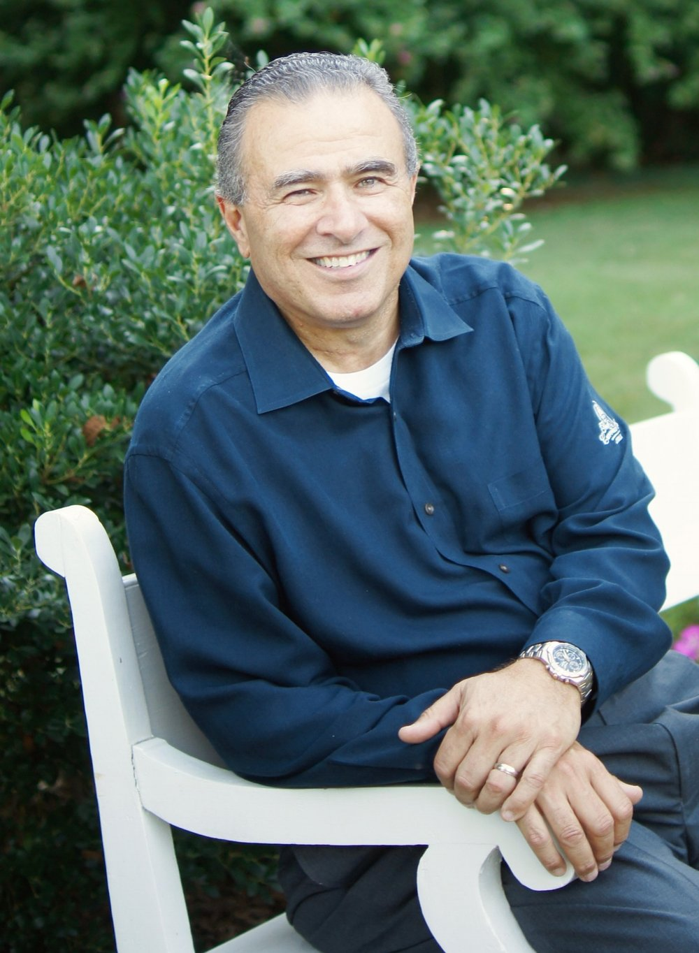 Dr. Chuck F. Betters, founder of MARKINC