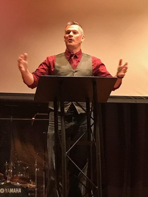 Damon Cinaglia, Pastor, Centerpoint Church, Dover, Delaware