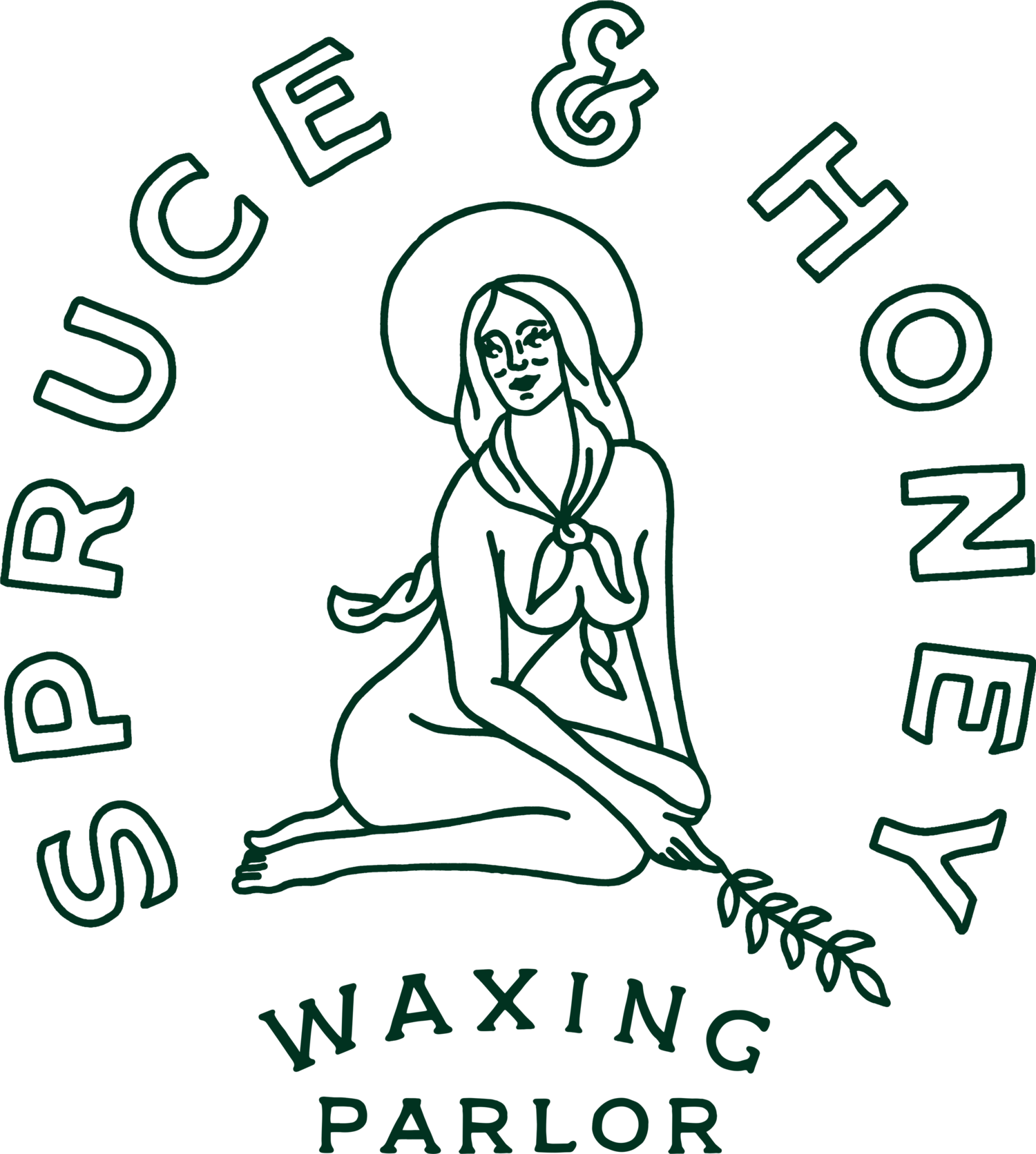 Spruce and Honey Waxing Parlor