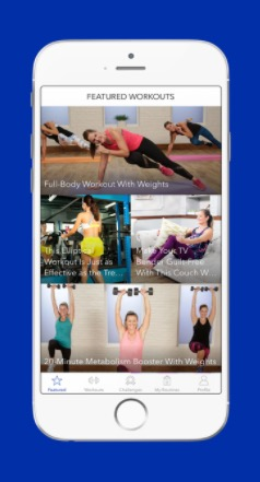 Popsugar Active: If you don't have the money for Sweat with Kayla, this is a great alternative. There is such a wide variety of workouts that no matter what you like to do or what part of your body you are working on, you will find something.