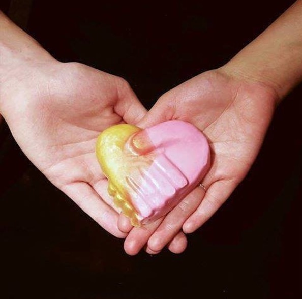Lush raised $300,000 USD for the Friendship Fund with their limited edition Hand of Friendship Soap.