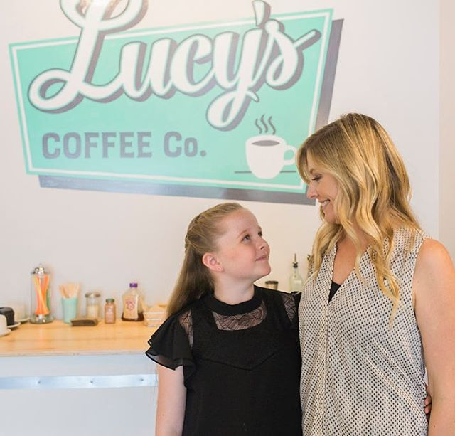 Happy Mother's Day mom! I love you so much!! You deserve a day off. . . Doesn't mean you're going to get one, but you totally deserve one! 😉Happy Mother's Day to all the moms out there!  Love, Lucy💓💓 #mothersday #weloveyou #momma #ilovelucys 📸 cred: @shannonmcmillenphotography
