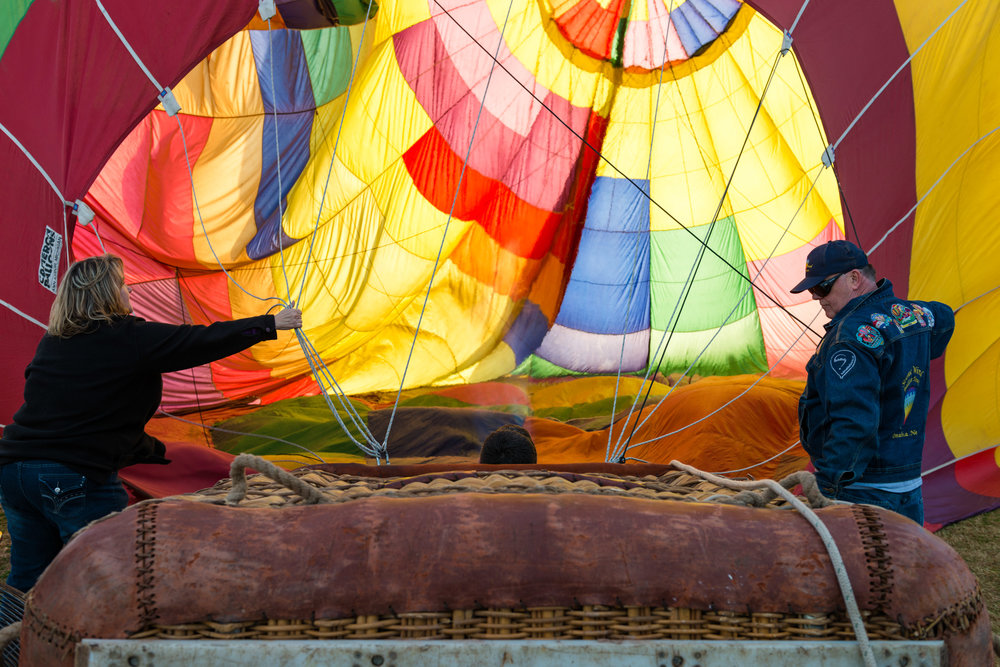 Lake Havasu City - Balloon Festival and Fair
