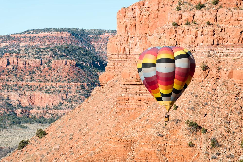 Balloons and Tunes - Kanab, Utah