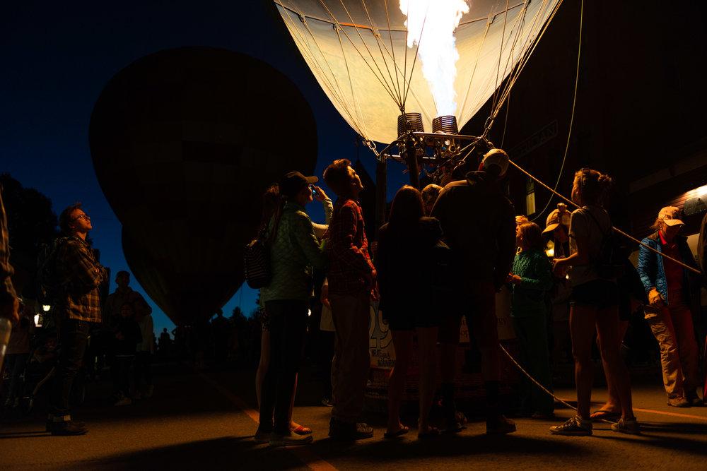 Telluride Balloon Festival - Telluride, Colorado