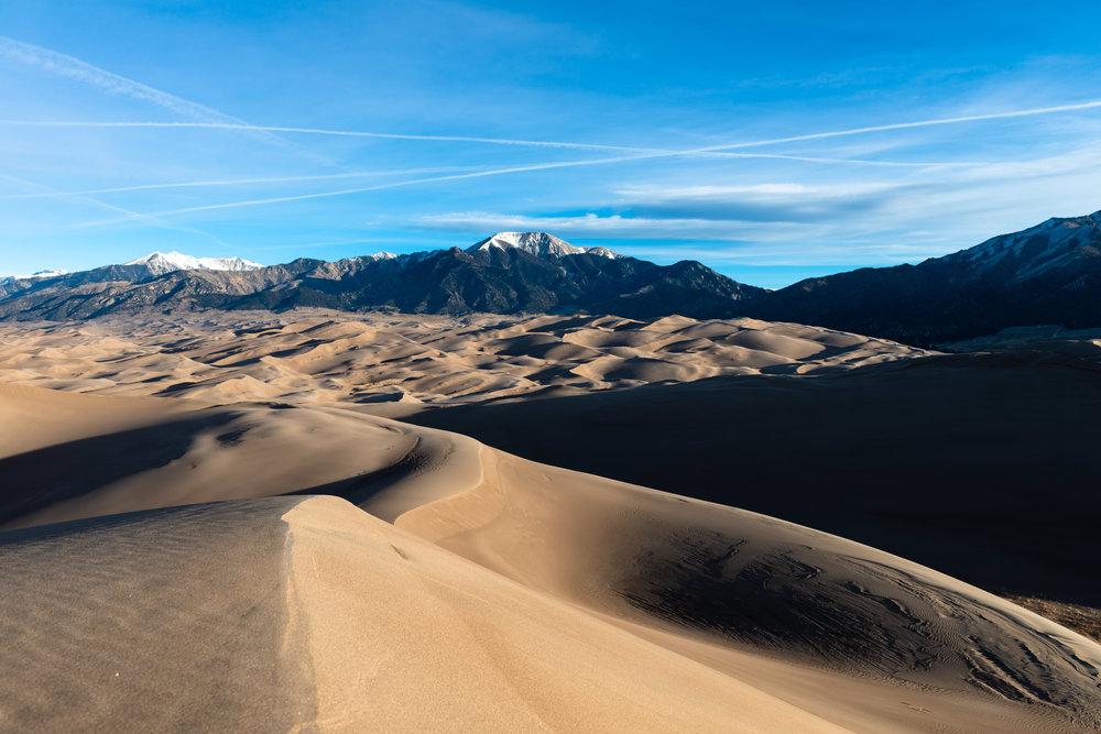 Great Sand Dunes National Park - Mosca, Colorado