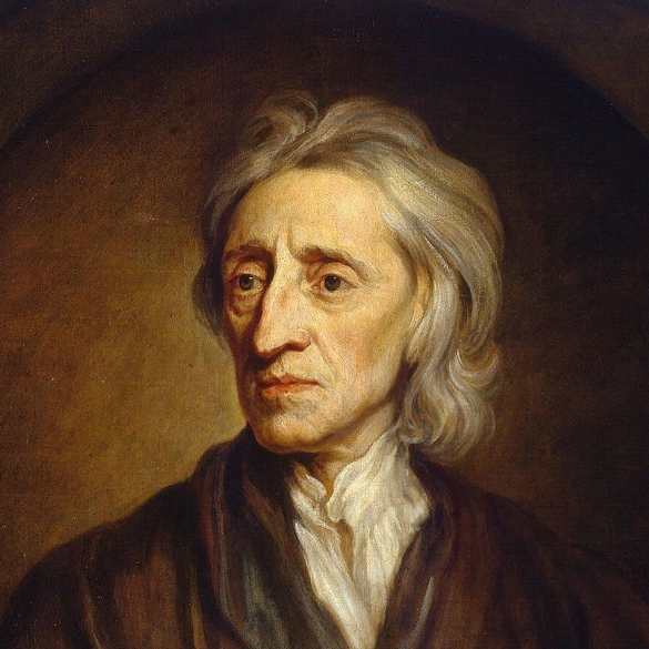 John Locke: Humans are innately good and can trust each other. - Blockchain is an expression of humans trusting the whole of society, rather than centralized organizations. We believe things are safe out in the open, so we created a system that brings power back to the people. This places our full trust in the masses.