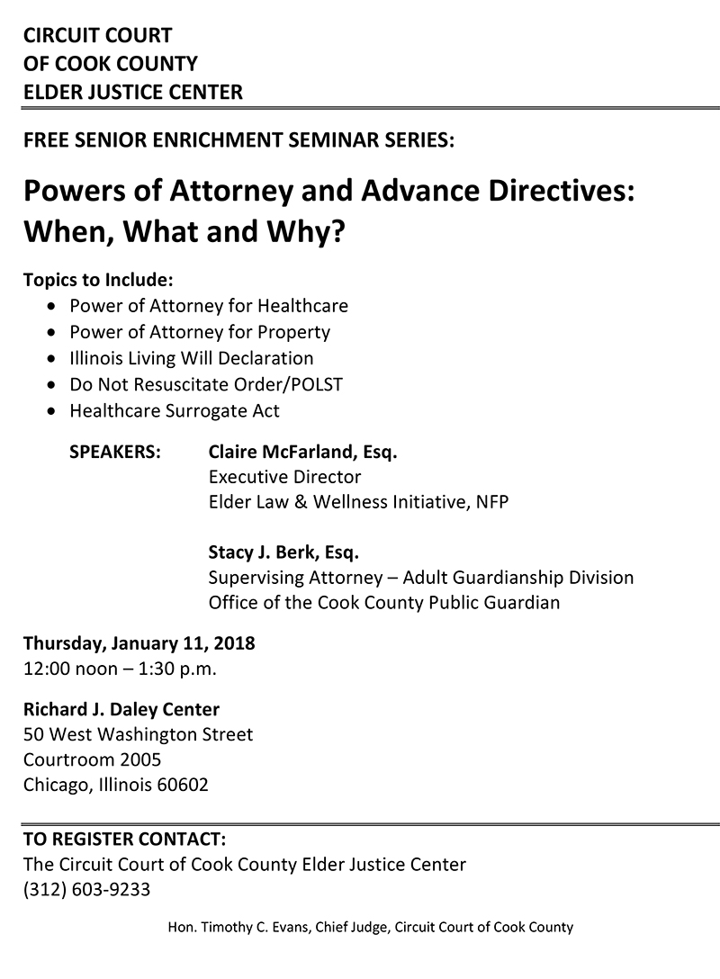 POWERS OF ATTORNEY AND ADVANCE DIRECTIVES (January 18, 2018).jpg