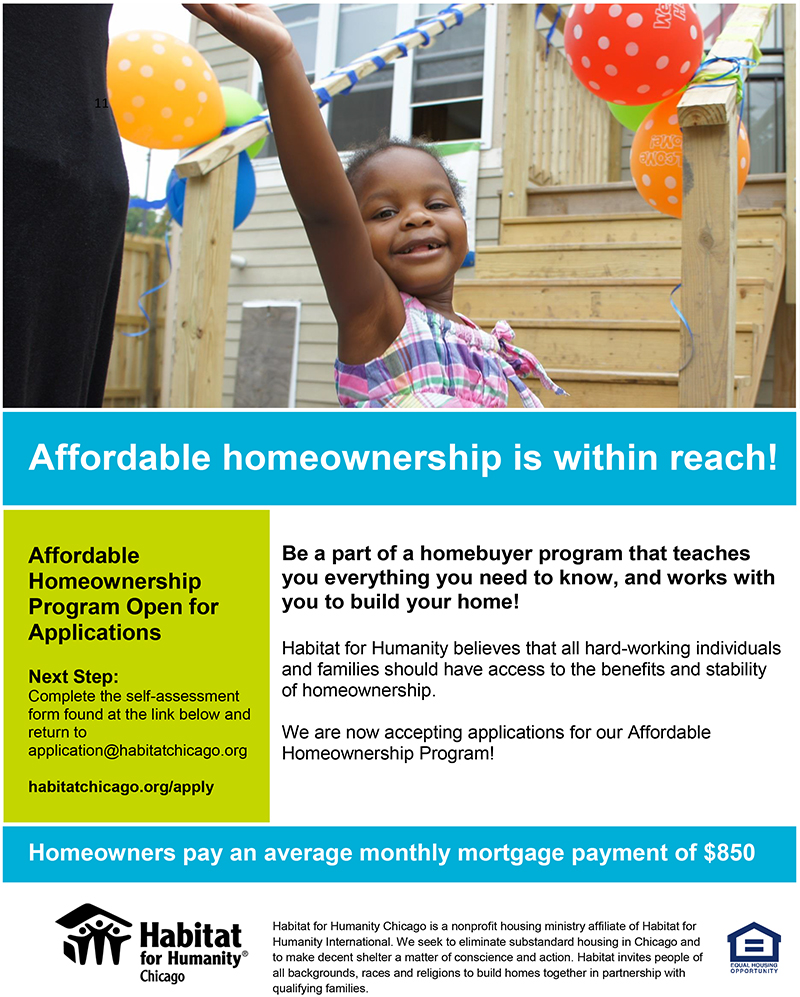 Habitat Chicago Affordable Homeownership Program Open 2018-1.jpg