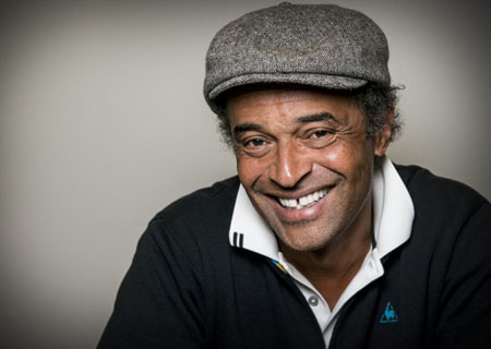 Yannick Noah Recording Artist, Retired Tennis Player