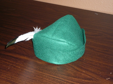 Robin Hood Hats — Crafty Staci 91d13c426c0
