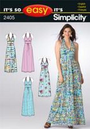 Maxi Dress — Crafty Staci