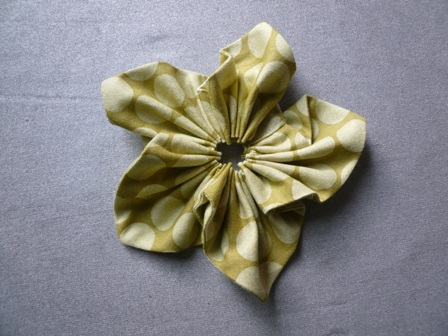 NRE Fabric Flower 5