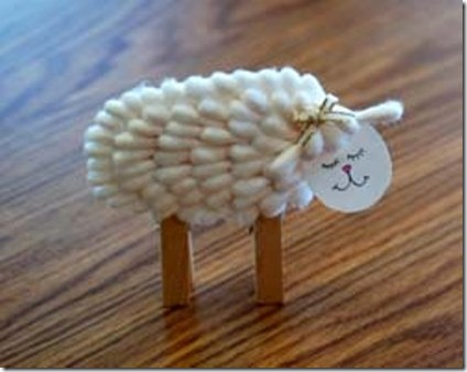 cotton-swab-sheep