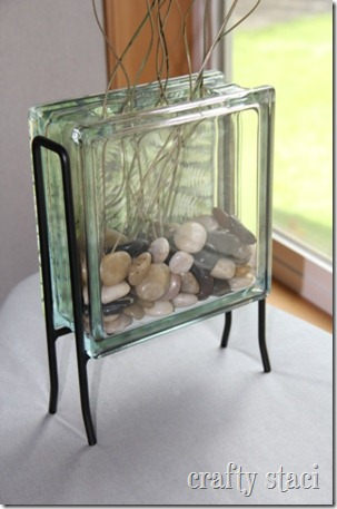 glass block furniture. glass block todo list 5 furniture