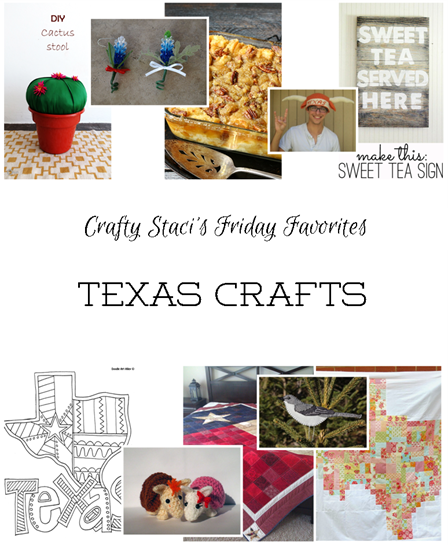 Friday Favorites - Texas Crafts