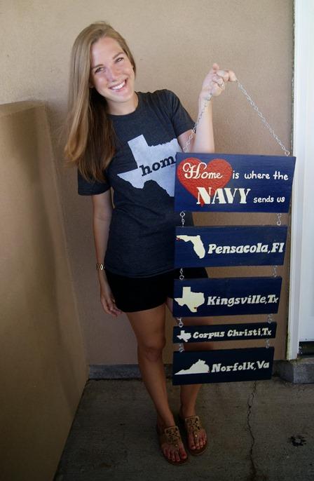 家是海军向我们发送锚定信号的地方