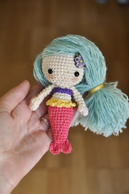 Mermaid Pattern from Black Hat Llama