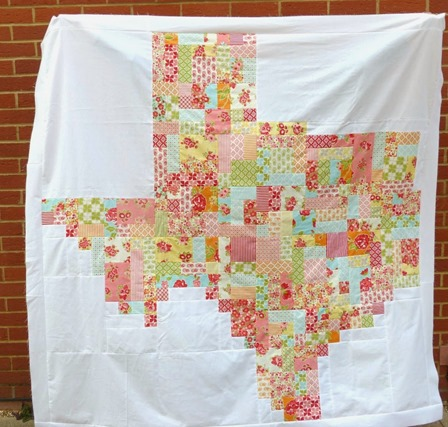Texas Quilt Tutorial from Pretty Little Quilts