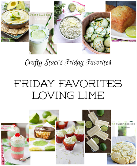 Friday Favorites - Loving Lime
