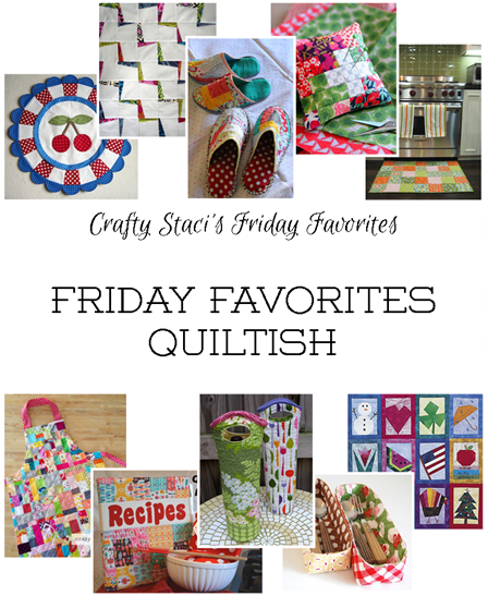 Friday Favorites - Quiltish
