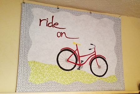 Ride On at Material Girl Fabrics