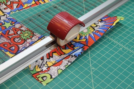 Ruler Rotary Cutter from BJ's Quilt Basket