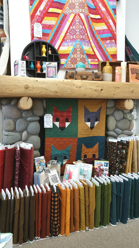 So Oregon at Stitchin Post