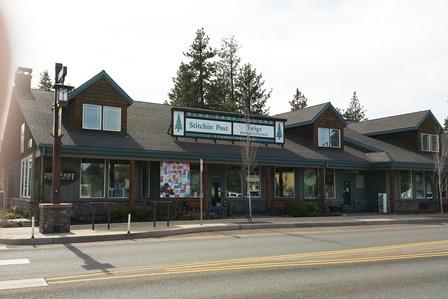 Stitchin Post in Sisters Oregon