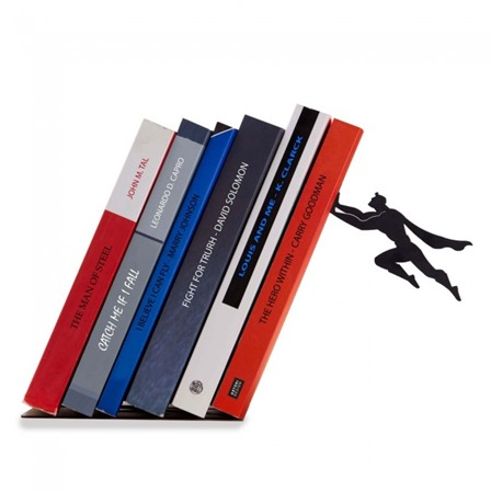 Book Hero Bookend from Artori Design