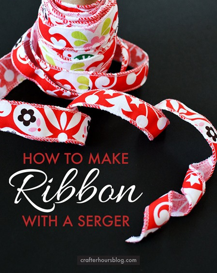 Fabric Ribbon from Crafterhours