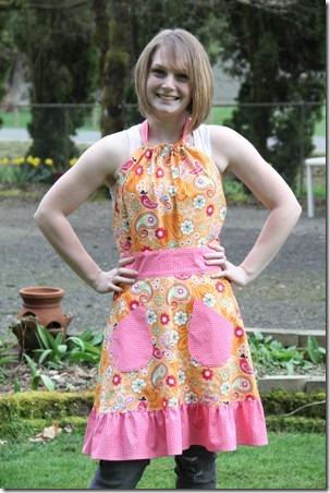 春季围裙赠品3