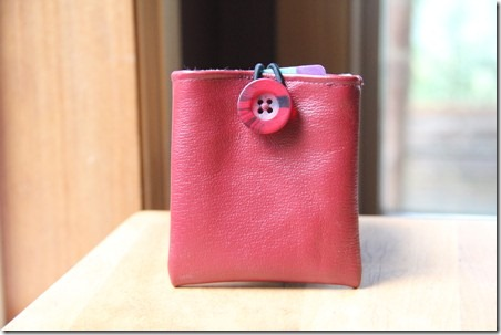 Loyalty Card Pocket 10