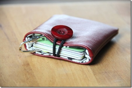 Loyalty Card Pocket 3