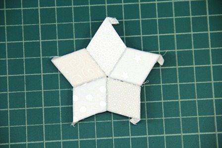 Finished star