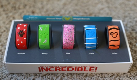 Decorate your Disney Magic Band from Delightful Life
