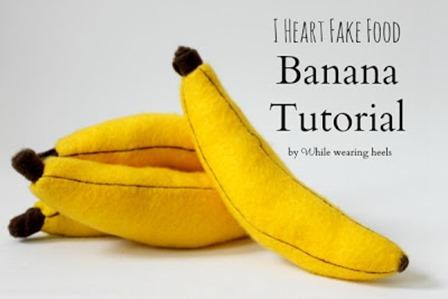 穿着高跟鞋时感觉香蕉