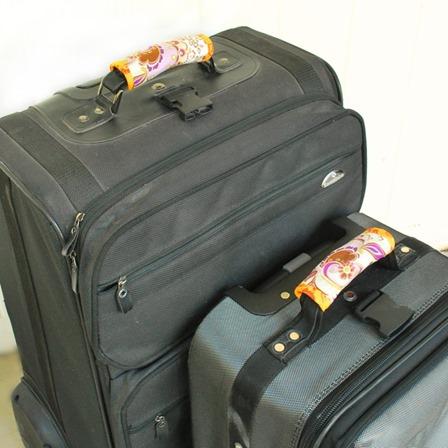 傻珍珠的行李包