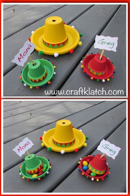 Sombreros How To from Craft Klatch