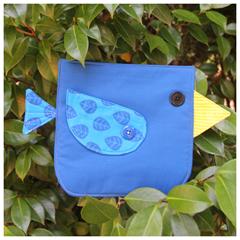 Bluebird Hot Pad