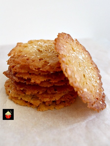 Coconut Thins from Love Foodies