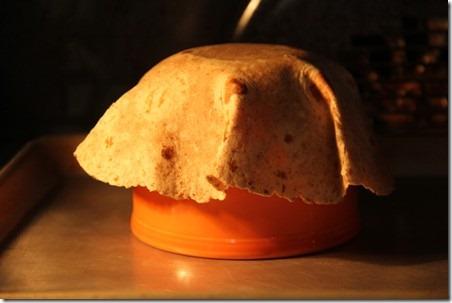 baked tortilla bowls 2
