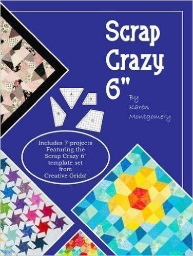 Scrap Crazy by Karen Montgomery
